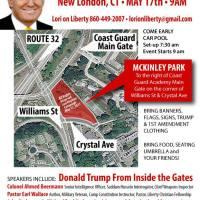 New London; Government Suppression and Antifa Collusion
