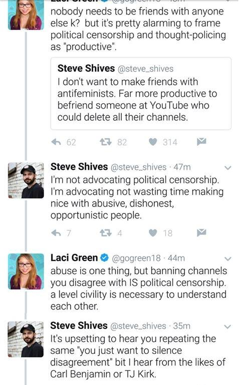 lacygreenvssteveshives