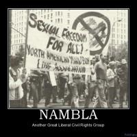 Pedophile Group NAMBLA Ties To Antifa Organizers!
