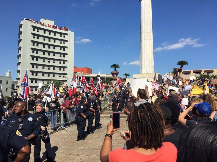 nola protests