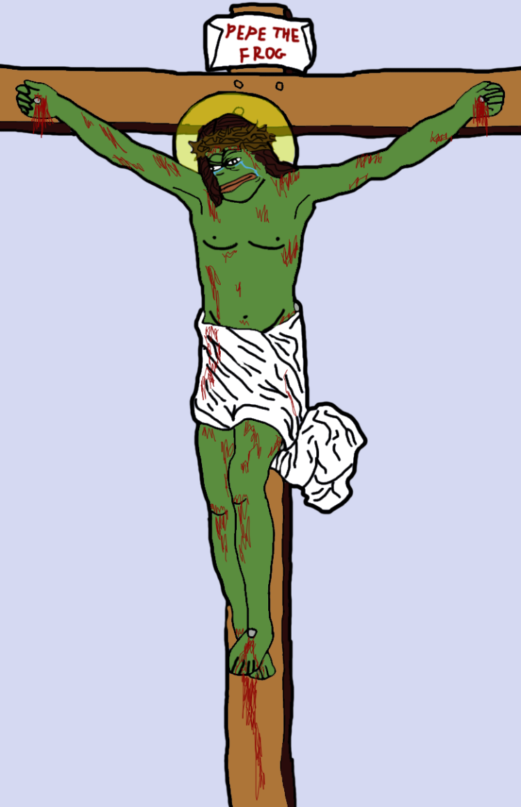 pepecrucified