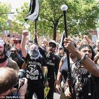 Media Praises Antifa as More Statues are Torn Down.