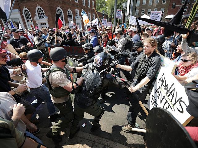 Violent Clashes Erupt at