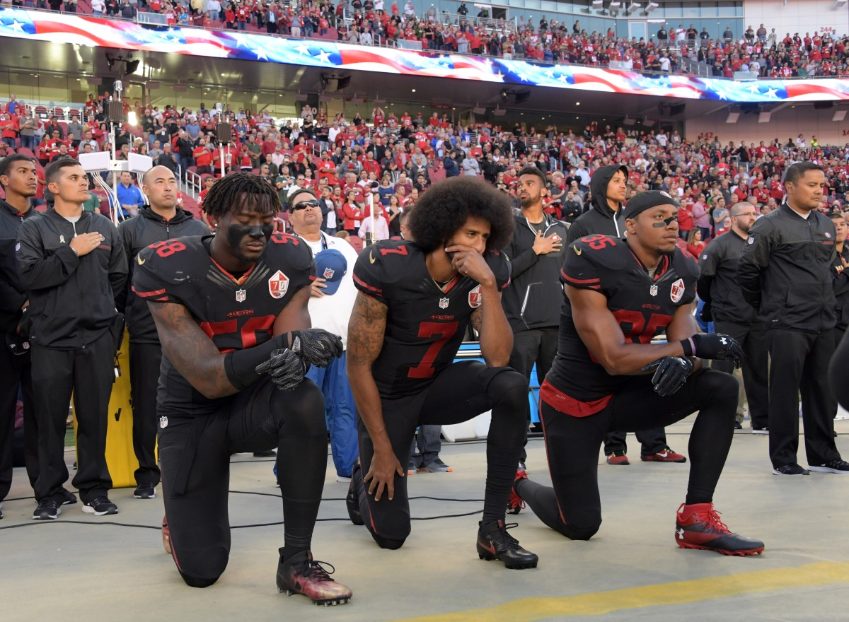 The Mighty NFL Has Fallen To Political Activism